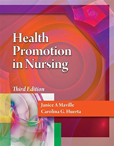 Health Promotion in Nursing with Premium Website Printed Access - Carolina Premium
