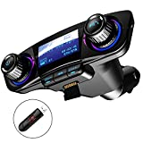 Bluetooth FM Transmitter Car MP3 Player Hands-free Car Kit Wireless Radio Audio Adapter