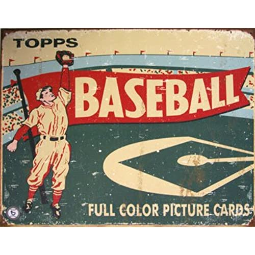 Vintage Baseball Decor