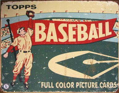 baseball vintage decor - 9