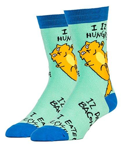 Oooh Yeah Socks ! - Mens Crew - Phat Cat