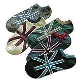 5 Pairs OF Socks Male Cotton Socks Gift Low-waist Cotton SOCKS Torx