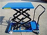 Pake Handling Tools Double Scissor Lift Table