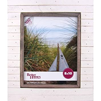 Amazoncom Better Homes and Gardens Ocracoke 8x10 Frame Cream