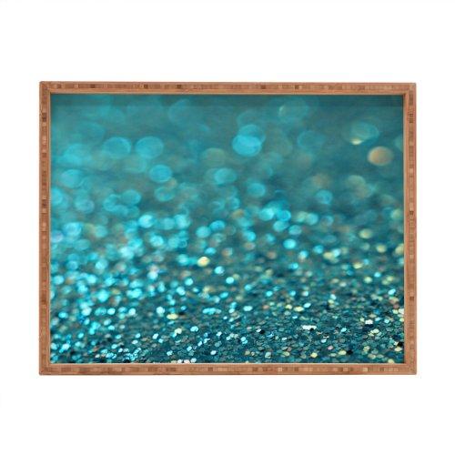 UPC 887522611033, DENY Designs Lisa Argyropoulos Aquios Indoor/Outdoor Rectangular Tray, 14 x 18