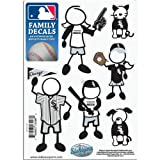 MLB Chicago White Sox Small Family Decal Set