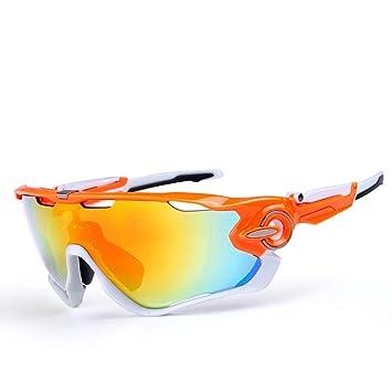 Cradifisho XQ - Gafas polarizadas para deportes al aire libre, gafas de pesca, gafas