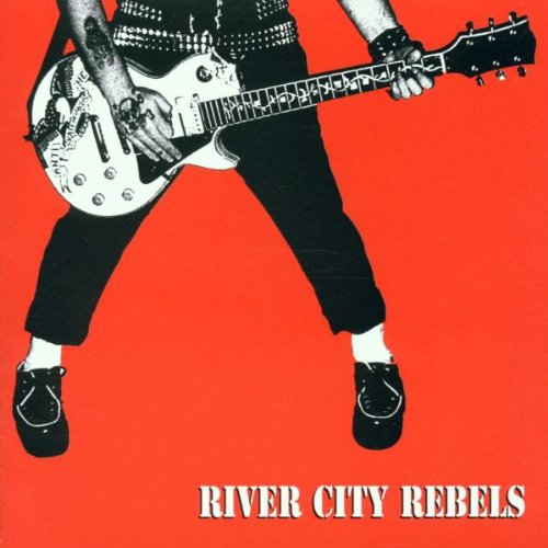 CD : River City Rebels - Playin' To Live Livin' To Play (CD)