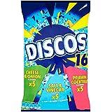 Discos Crisps Variety Pack 16 x 28g Bags