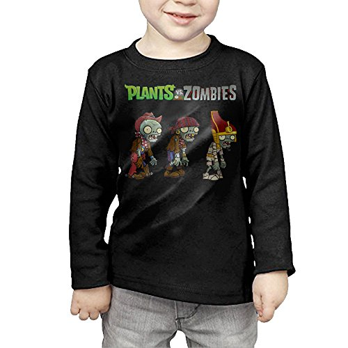 (Kid's Geek Plants Vs. Zombies T-shirts By)