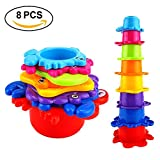 TOP Toy Toys for 2 Year Old Boy Rainbow Stacking
