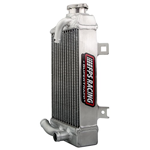 FPS Racing by SuperTrapp Aluminum Radiator Right Side - Fits: Honda CRF450R 2015-2016 by FPS Racing by SuperTrapp
