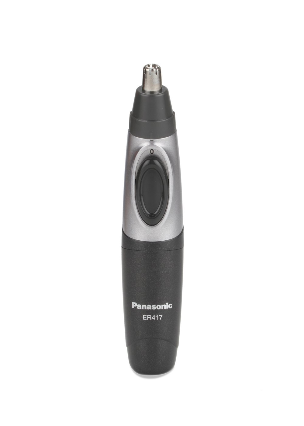 Panasonic ER417K44B Nose and Hair Battery Operated Ergonomic Design Trimmer