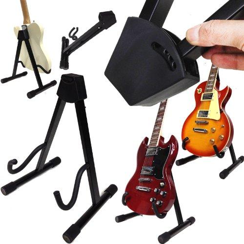 Xtreme Performance Soporte de trípode Guitarra a de forma para S de guitarras y bajos: Amazon.es: Instrumentos musicales