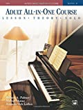 Best Alfred Of Blues Pianos - Adult All-in-one Course: Alfred's Basic Adult Piano Course Review