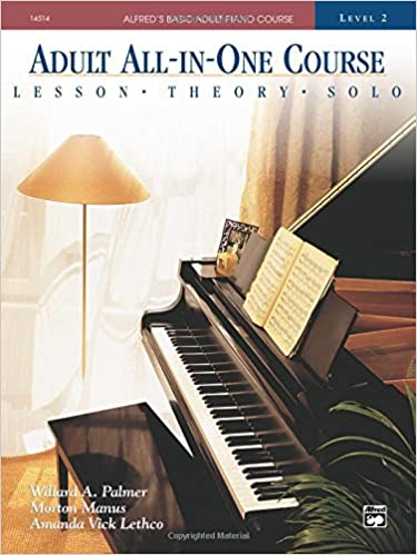 Pity, Piano lesson for adult pity