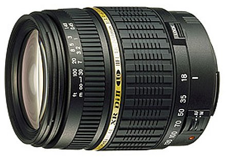 Tamron AF 18-200mm f/3.5-6.3 XR Di II LD Aspherical (IF) Macro Zoom Lens for Konica Minolta and Sony Digital SLR Cameras (Model - A14 Lens