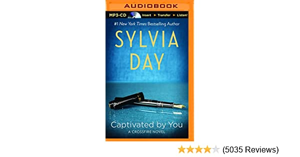 Captivated by you crossfire sylvia day jill redfield jeremy captivated by you crossfire sylvia day jill redfield jeremy york 0889290303806 amazon books fandeluxe Images