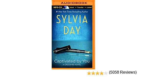 Captivated by you crossfire sylvia day jill redfield jeremy captivated by you crossfire sylvia day jill redfield jeremy york 0889290303806 amazon books fandeluxe Image collections