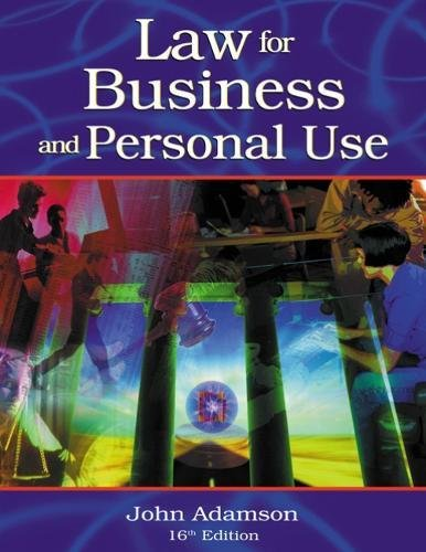 law for business and personal use - 8