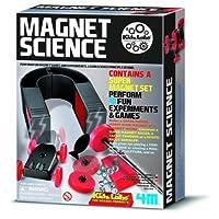 Kit de Ciencia Magnet 4M