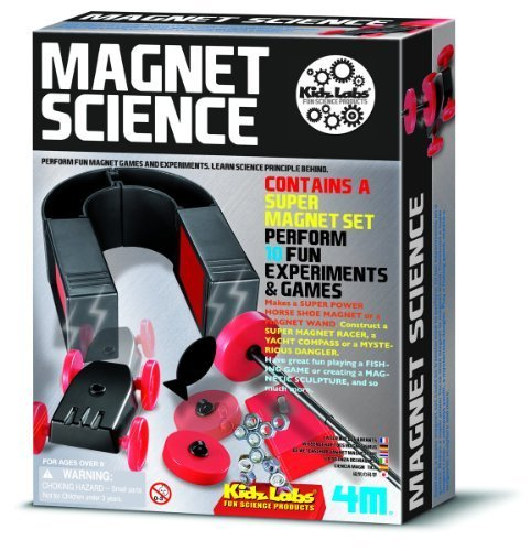 Kids Science Games - 4M Magnet Science
