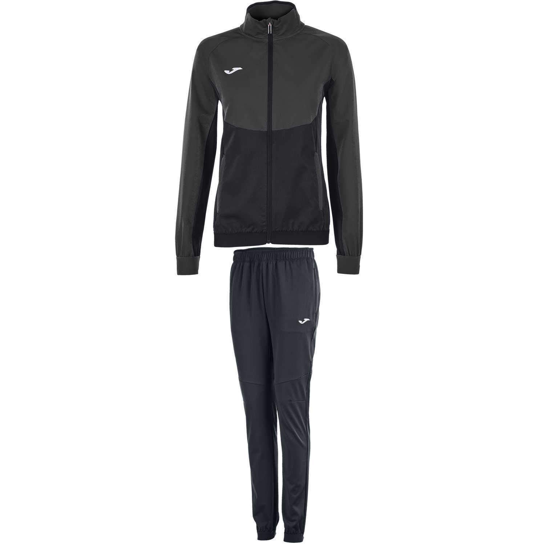 TALLA XS. KiarenzaFD - Joma chándal Cremallera Essential Mujer 900700Antracite-Nero Fashion con