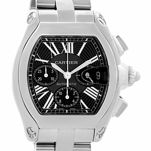 Cartier Roadster automatic-self-wind mens Watch W62020X6 (Certified Pre-owned)