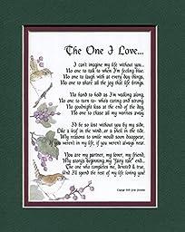 #76 A Poem Valentine Day Gift Present For A Husband Wife Boyfriend Girlfriend