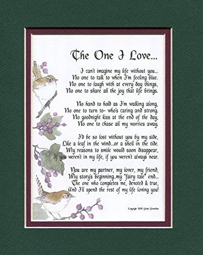 Genie's Poems A touching sentimental anniversary birthday valentines day present poem for husband wife girlfriend boyfriend #76 (Best Friend Engagement Poem)