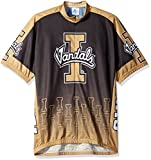 NCAA Idaho Cycling Jersey (Large, brown/white)
