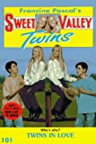 Twins in Love, Francine Pascal and Jamie Suzanne, 0553483463