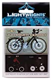 Lightweights for Wheels SilverFlex SuperBright Reflective 86 For Sale