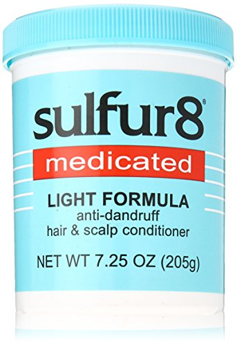 - Sulfur8 Medicated Light Formula Anti-Dandruff Conditioner, 7.25 Ounce