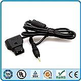 Davitu Lanparte Blackmagic Pocket Cinema Camera Power supply Cable, BMCC Power adapter cable