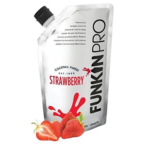 Funkin Strawberry Puree - 1kg (2.2lbs)
