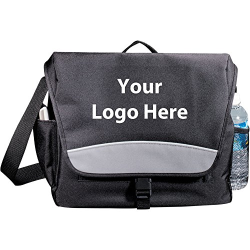 Excursion Cargo Messenger Bag - 48 Quantity - $11.50 Each - PROMOTIONAL PRODUCT / BULK / BRANDED with YOUR LOGO / CUSTOMIZED - Excursion Cargo Messenger Bag