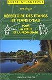 Image de Répertoire des étangs et Plans d'eau, pour la pêche et la promenade