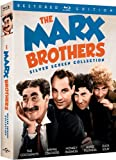 The Marx Brothers Silver Screen Collection (The Cocoanuts / Animal Crackers / Monkey Business / Horse Feathers / Duck Soup)