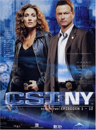 CSI: NY - Season 2.1 [Alemania] [DVD]: Amazon.es: Melina ...
