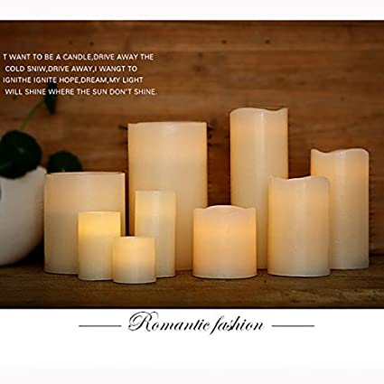 Buy Paraffin Wax Romantic Candles Candlelight Dinner Bougies D