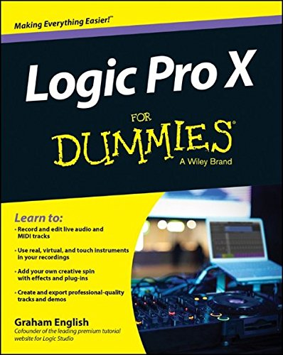 Logic Pro X For Dummies (Logic Pro X Software compare prices)