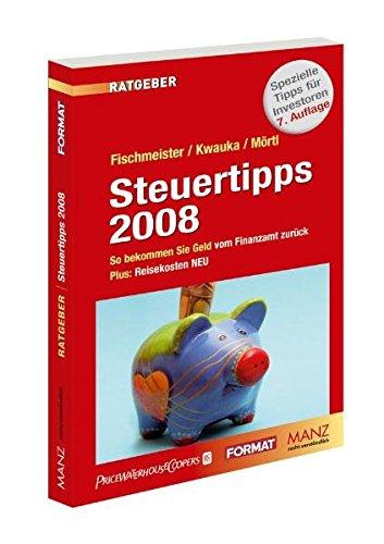 Steuertipps 2008: So bekommen Sie Geld vom Finanzamt zurück. Plus: Reisekosten NEU. Die wichtigsten Tipps und Rechtsfragen für Steuerzahler. ... Betriebsausgaben. Außergewöhliche Belastungen