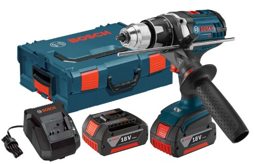 Bosch DDH181X-01L 18-Volt 1/2-Inch Brute Tough Drill/Driver with Active Response Technology