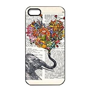 Generic Elephant Personalized Hard Plastic Case Cover For iPhone 6 (4.7 Inch Screen) Skin Protector Accessory