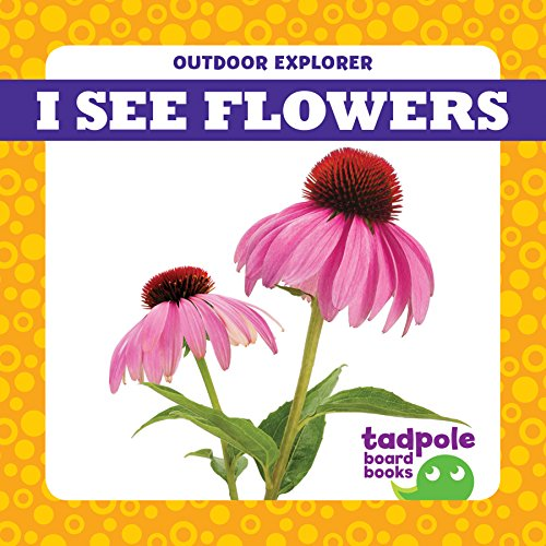 I See Flowers (Tadpole Board Books: Outdoor Explorer)