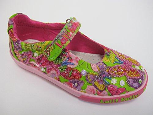 (Lelli Kelly Maisie Green Fantasy Shoes (9.5) )