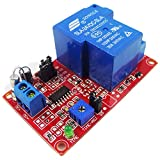 GEREE 24V 1-Channel Relay Module switch OFF ,delay turn off with timer up to 1 hours