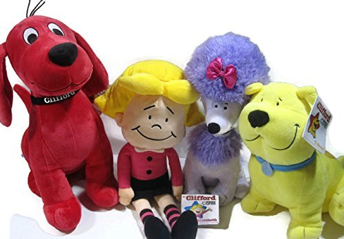 Clifford The Big Red Dog Toys