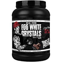 Rich Piana 5% Nutrition Egg White Crystals (Chocolate Flavor)
